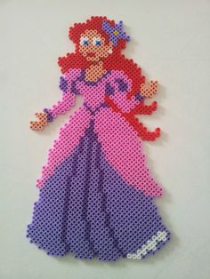 Disney Ariel hama perler beads