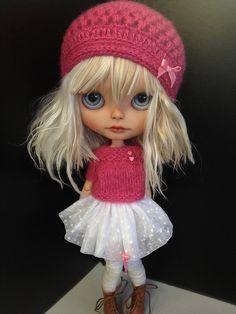 Evadne con un precioso conjunto de Lu bodaczny   Flickr - Photo Sharing!