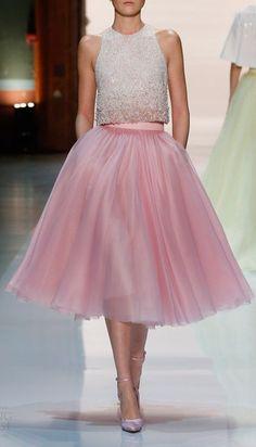 """Georges Hobieka Haute Couture | S/S 2014 """