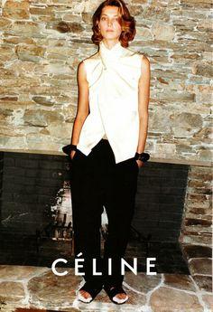 #Celine - Celine S/S 13