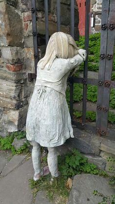 Esculturas de Laura Ford.  Fortaleza de Akershus