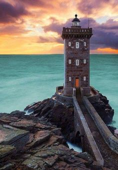 Image result for lighthouses in a storm