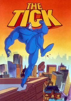 The Tick (1994-1997 tv series)