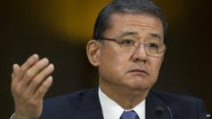 Veterans Affairs Secretary Eric Shinseki testifies before Congress on 15 May, 2014 VA hospital cover-up: An 'authentic scandal'  BBC Headlines?  How much of this is being covered by US Mainstream Media?