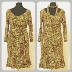Leopard dress leopard dress vintage vintage leopard dress