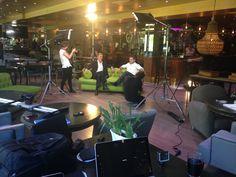 #EVENTOS Preparando algo muy especial con Manu Tenorio para #NutrioxProgram