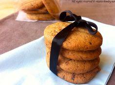Biscotti al caffè Bimby - Coffee Cookies
