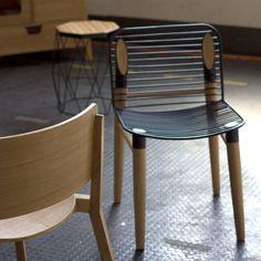 Studio 248's Cutting Edge Chair