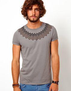 T-Shirt-With-Zig-Zag-Yoke-Print.jpg (870×1110)