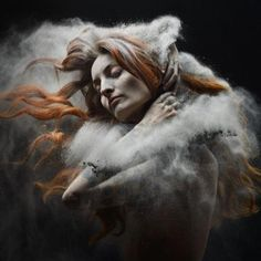 Time Of War: Photography by Olivier Valsecchi   dirt on nude series. very cool.