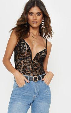 a0ab7c050 10 best Black lace bodysuit images