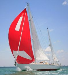 1973 Sparkman & Stephens Koopman Custom Steel Ketch Sail Boat For Sale Sailboats For Sale, Used Boat For Sale, Used Boats, Sail Away, Yachts, Sailing Ships, Steel, Classic, Nature