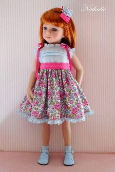 Tenue pour poupée Maru and Friends 52cm. Outfit only.