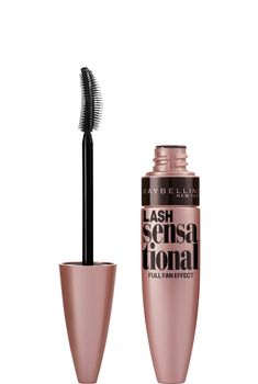 937b57ee5b3 Discover how to be sensational with the new Maybelline Lash Sensational  full fan effect mascara. The Lash Sensational mascara features an exclusive  fanning ...