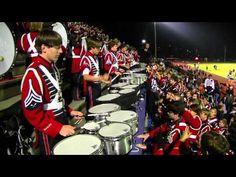 "Awesome Drumline - Quads - Bass Splits - ""JIG 2 - Redux!"" - YouTube"