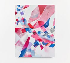 Colorful! The paintings by the German artist Torben Giehler are the perfect one to bring you a positive mood every time you look at them. Sometimes in his abstract paintings you can recognize a mou…