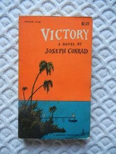 Victory - A Novel by Joseph Conrad by Joseph; Joseph Conrad Conrad http://www.amazon.com/dp/B002Y0PE8M/ref=cm_sw_r_pi_dp_3IERub14SWKK9