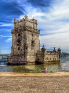 Torre de Belém - Lisboa - Portugal.