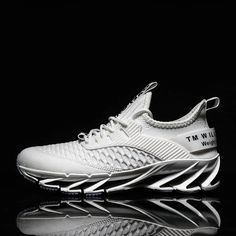 Men Sneakers Flame Series Running Shoes Summer Breathable