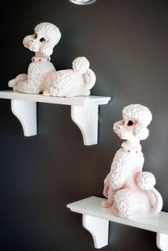 Vintage Poodles - Taylor would love these!