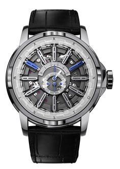 Haute Time Review: The Harry Winston Opus 12