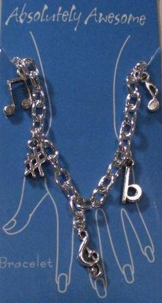 Musical Charms Bracelet!