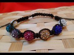Tutorial: Shamballa Style Bracelet