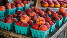 Who knew National Peach Month was a thing? Well, it is. And to help you celebrate, we've got 12 healthy, peachy-filled recipes for you. Enjoy! | Be Well Philly