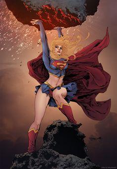 Supergirl - Doug Garbark
