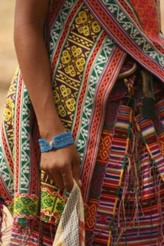 See the World Through Pattern and Colour, Timor's traditional textile