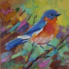 Birds by Elizabeth Blaylock
