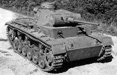 German Panzerkampfwagen III #WorldWar2 #Tanks