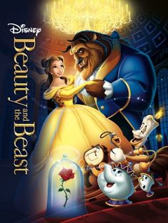 Beauty And The Beast, my favorite classic tale, just bought it new again for my baby niece =) Thinking of a tattoo also!