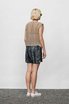 Idle Silk Shorts
