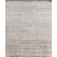 PEARL GABBEH 734 CHARCOAL - (10' x 14') - ELTE