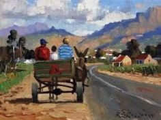 Image result for roelof rossouw paintings #ChickenHouses