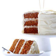 Il est exquis, le gâteau aux carottes! #gâteau #carotte #dessert #délicieux