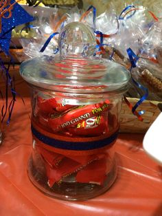 """College Graduation Party - Decor - 100 Grand Candy Bars """"Tuition"""""""