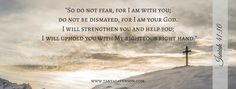 Inspirational Bible Quotes, Do Not Fear, Profile Pics, Stuff To Do, Profile Pictures