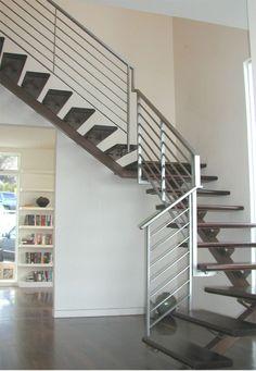 Custom Made Dorfman Stair Railing