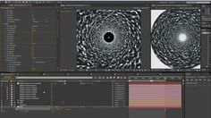Create a Tunnel for Dome projection using Trapcode MIR and Skybox Studio | Tutorial on Vimeo