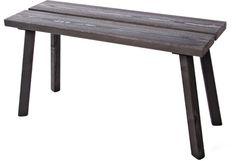 Image for Pinetta penkki musta from Kodin Terra Black Bench, Dining Bench, Cottage, House, Furniture, Home Decor, Bathroom, Image, Washroom