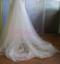 CLARISSA wedding tulle bottom Bridal skirt tulle wedding | Etsy Bridal Skirts, Wedding Skirt, Tulle Wedding, Skirt Fashion, Etsy, Ideas, Thoughts