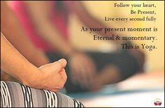Yoga is not a religion, Be present, Yoga and Religions, Spirituality, Yoga Sutra, Smriti, Yoga India, Yoga Life,