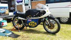 Triumph T100R 500 cc 1967