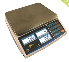 Coin Scale where you can choose your value and check the value of what is put on the platform