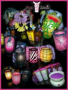 Look at all the Pink Zebra products you can get! http://www.facebook.com/sprinklesoversarasota