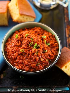 Easy, Meaty Chili (2/2) by Bitter-Sweet-, via Flickr