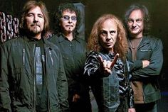 10 Things About Dio You May Not Have Known – Vintage Heavy Metal Dio Band, Vinny Appice, Geezer Butler, James Dio, Heavy Metal Music, Live Rock, Heaven And Hell, Rockn Roll, Dios