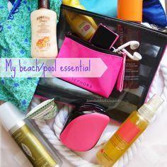 Le amiche del blush: Tag: The Sweet Juicy Summer Challenge - My beach/p...